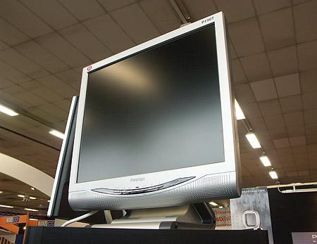 DID 2004: Prestigio LCD-scherm