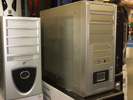 DID 2004: Lian Li PC-V1000 kloon