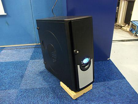 DID 2004: Bon Chic zwarte kast met LCD