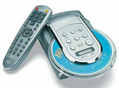 Yahoo micro dvd-speler