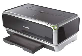 Canon printer zwart nieuw compact
