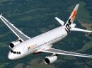 Airbus vliegtuig