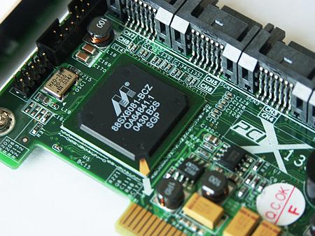 Areca ARC-1120 - Marvell SATA RAID-controller