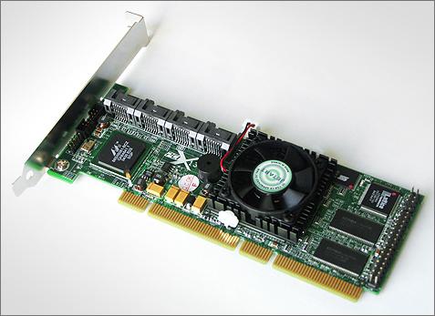 Areca ARC-1120 PCB