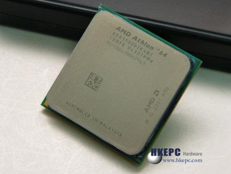 90nm Athlon 64 3500+ (Winchester)