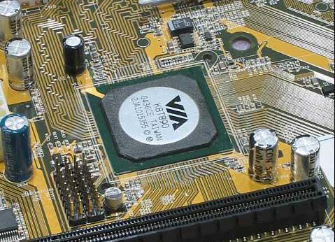 VIA K8T890-chipset