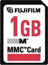 Fujifilm 1GB MMC