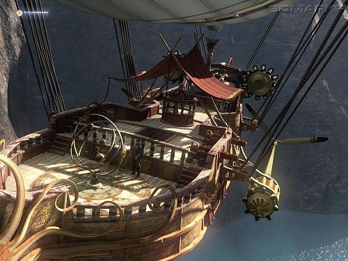 3DMark05 - Ship