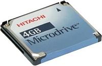 Hitachi Microdrive 4GB