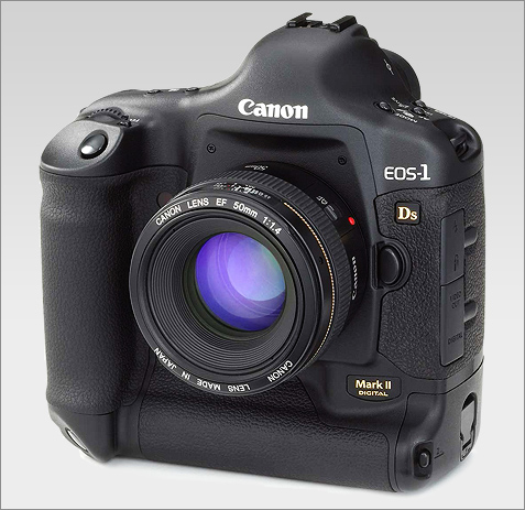 Canon EOS-1Ds Mark II (groot)