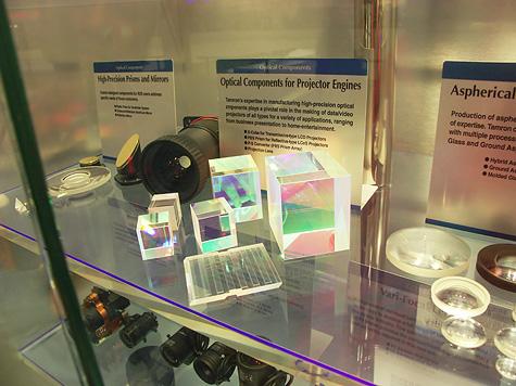 Photokina 2004: Tamron optische componenten
