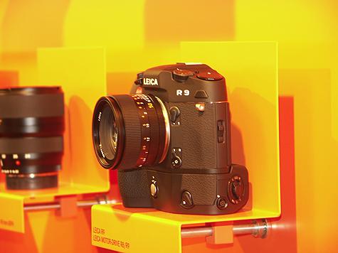 Photokina 2004: Leica R9