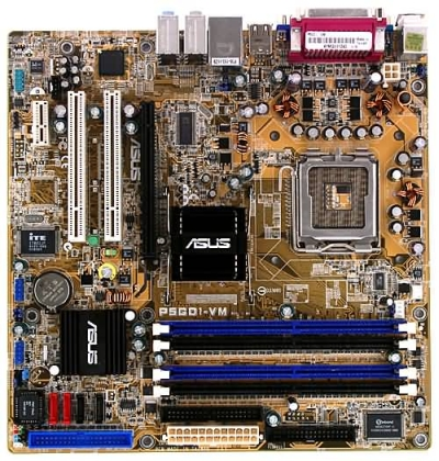 ASUS P5GD1-VM