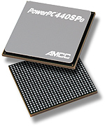 AMCC PowerPC 440SPe core (klein)