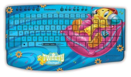 Tweety toetsenbord