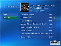 Windows XP MCE 2005 My Music (klein)