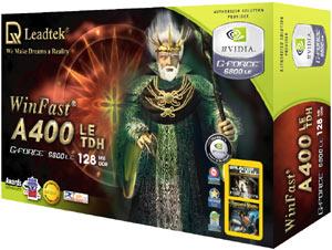 Leadtek GeForce 6800 LE