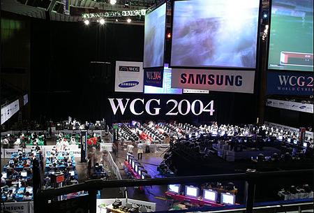 De World Cyber Games 2004