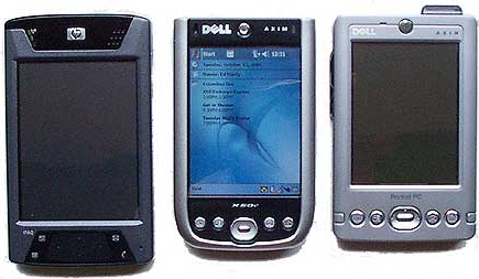 iPAQ hx4700 - Axim X50v - Axim X30