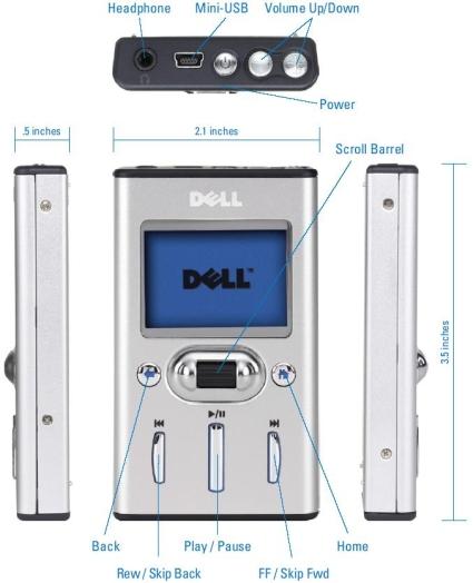 Dell Pocket DJ