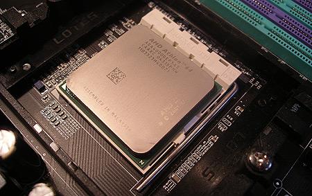Athlon 64 4000+ processor