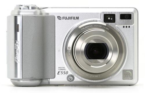 Fuji Finepix E550 Zoom