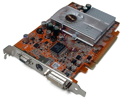 Asus X600 XT Extreme videokaart