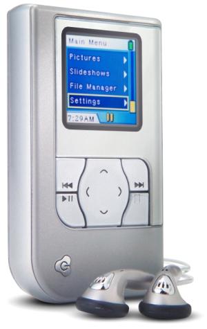 Gateway MP3 Photo Jukebox