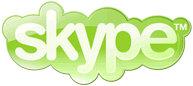 Nieuwe Skype logo