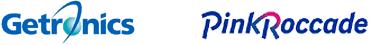 Getronics + PinkRoccade logo's