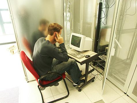 Redbus-verhuizing: John configureert de routering