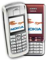 Nokia 6020 (links) en 3230 (rechts)