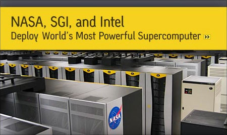 SGI NASA Columbia