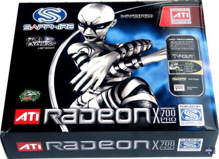 Sapphire Radeon X700 Pro 256MB