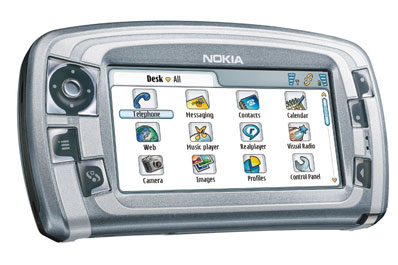 Nokia 7710 Widescreen