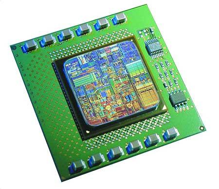 Intel Xeon opengewerkt (niet realistisch!)