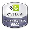 nVidia GeForce Go 6800 Logo
