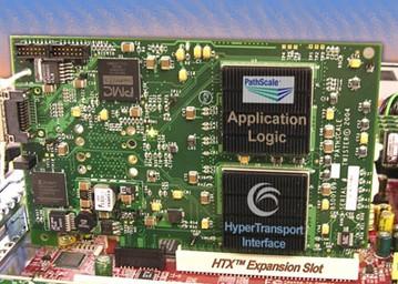 PathScale InfiniPath adapter