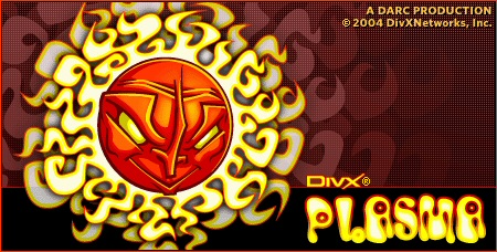 DivX Plasma splash screen