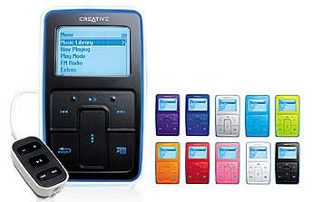 Creative Zen Micro