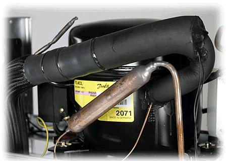 Asetek VapoChill Extreme Edition II 230V compressor