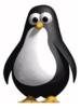 Gentoo Linux pinguin