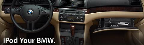 BMW iPod-inbouwset