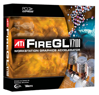 ATi FireGL V7100