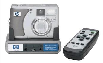 HP Photosmart 735 + dock2