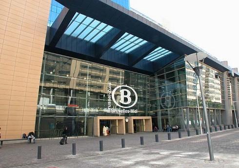 Station Brussel-Zuid (bijgeknipt)
