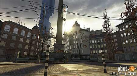 Half-Life 2 City 17 - klein