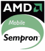 Mobile Sempron Logo