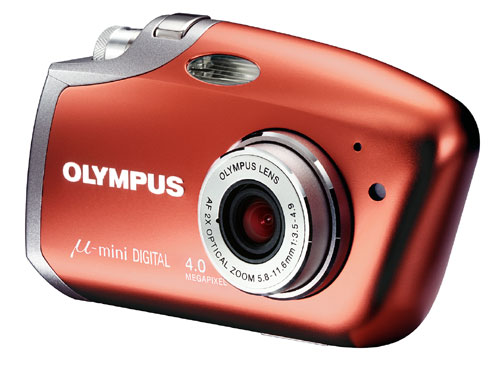Olympus µ-mini Digital