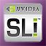 nVidia SLi badge